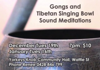Gong Meditation with Tibetan Singing Bowls