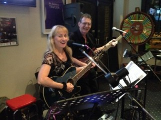 Rock n Sweet afternoon with Kim Settle duo -The Grand
