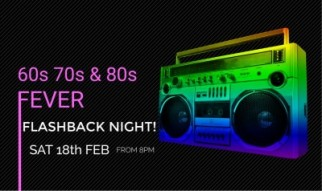 60s 70s & 80s Flashback Night