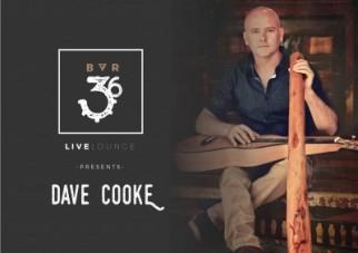 DAVE COOKE LIVE@THE CASINO
