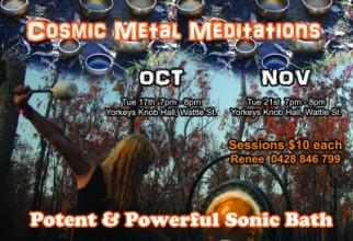 Gongs and Tibetan Singing Bowl Meditation