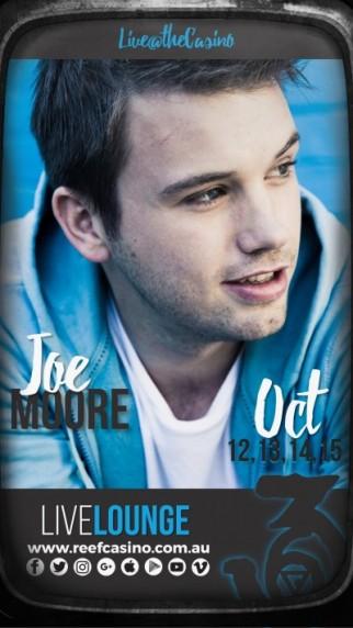 Joe Moore Live@theCasino