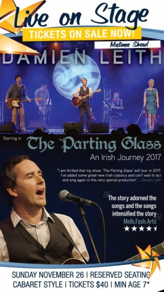 DAMIEN LEITH - The Parting Glass