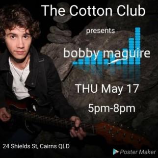 Cotton Club Live Acoustic