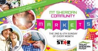 Mt Sheridan Plaza - Community Markets