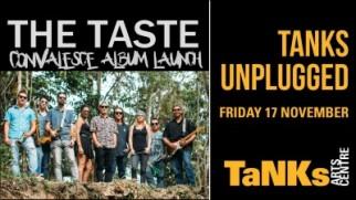 The Taste - Convalesce Album Launch at The Tanks