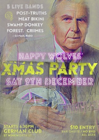 Happy Wolves' Xmas Party