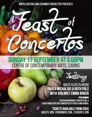 A Feast of Concertos