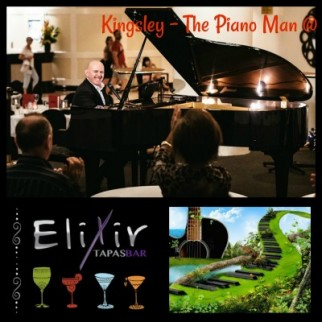 Kingsley - The Piano Man