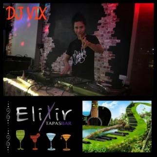 Vix's Vinyl Theme Night