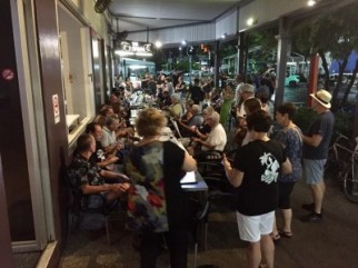 Cairns Inner City Ukulele Show