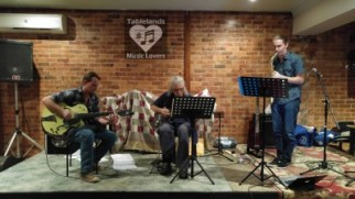 Frank Marino & Hugh Gilbert @ The ORB in Goddy Brown's Blues Bar