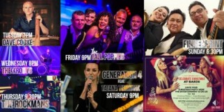 LOOK WHO'S PLAYIN THIS WEEK! GENERATION 4 FEAT.Generation 4 featuring TAJANA LIVE@THECASINO
