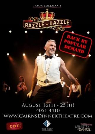 "Jason Coleman's ""Razzle Dazzle"""