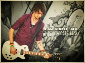 CAMERON CUSACK LIVE@THECASINO