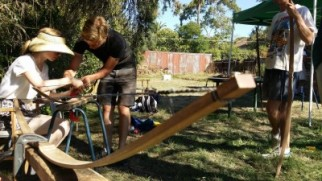 Traditional Longbow Making Workshop