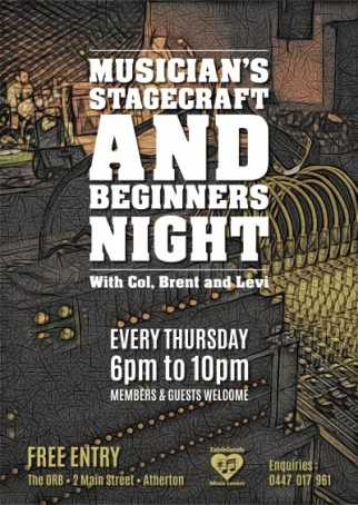 Beginners Night@ The ORB
