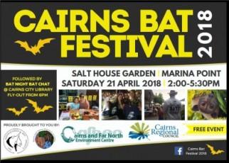 Cairns Bat Festival 2018