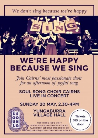 Soul Song Choir Live in Concert