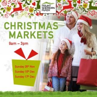 Mt Sheridan Plaza's Christmas Markets