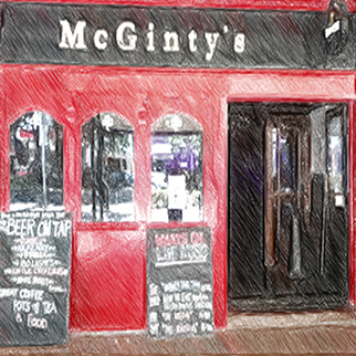Saturday Night at McGinty's