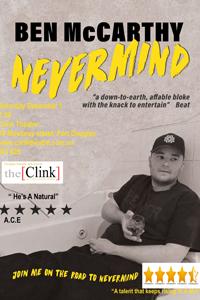 Nevermind - Ben McCarthy