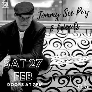 Kool Kats Jazz night with Tommy See Poy & Friends