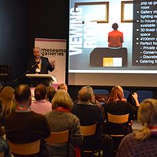 Opening Doors - Museum & Galleries Queensland Conference 2019