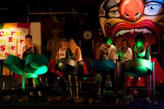 Cairns Pan Stars Steel Orchestra