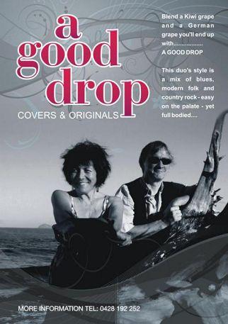 A Good Drop