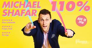 Michael Shafar - 110%