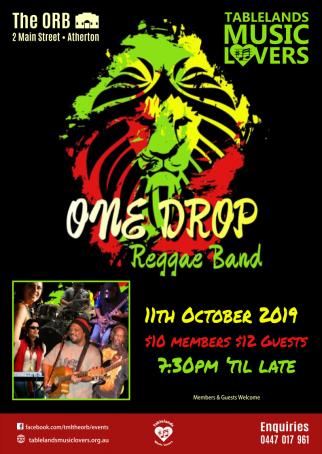 OneDrop Reggae Band