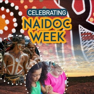 Celebrating NAIDOC at Mt Sheridan Plaza