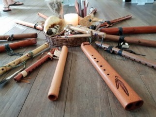 Flute Circle - Native American Style Flutes