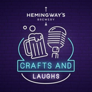 Crafts & Laughs Comedy Night