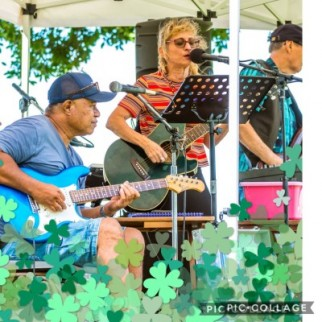 Kim Settle (Rock'n Sweet) and Band  Esplanade Lagoon