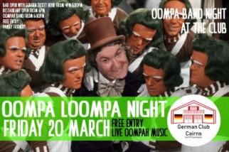 Oompa Loompa or is it Oompah Band?