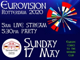 Eurovision grand final party