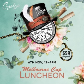 Live Music Melbourne Cup Luncheon