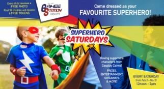 SuperHero Saturdays
