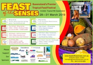 Feast of the Senses Market Day Extravaganza