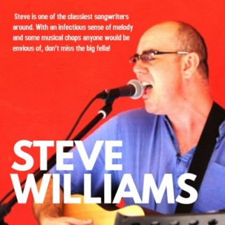 Steve Williams Live