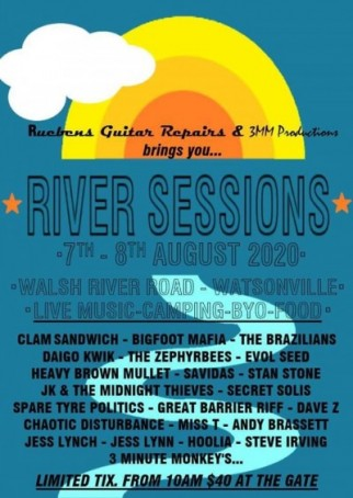 MissTee@ River sessions