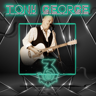 TONY GEORGE LIVE@THECASINO   GIG MACHINE