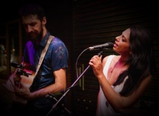 Vanessa & Mitch from The Taste at The Cotton Club