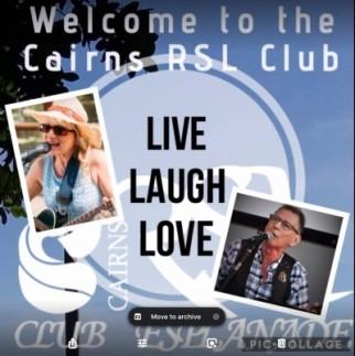 Cairns RSL Kim Settle (Rock'n Sweet)