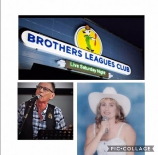 Brothers Leagues Club Innisfail Kim Settle ( Rock'n Sweet)  Duo