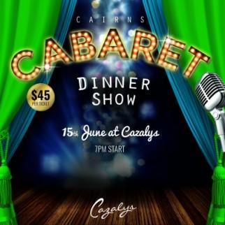 Cairns Cabaret Dinner Show