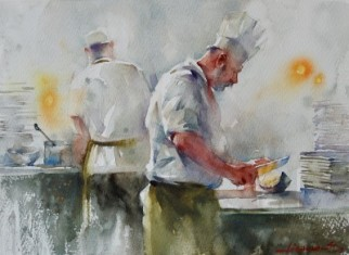 The Chemisty of Watercolour - Australian Watercolour Muster