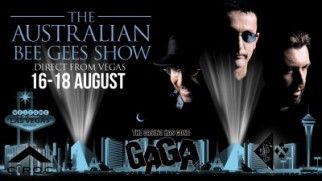 THE AUSTRALIAN BEE GEES SHOW LIVE@THECASINO